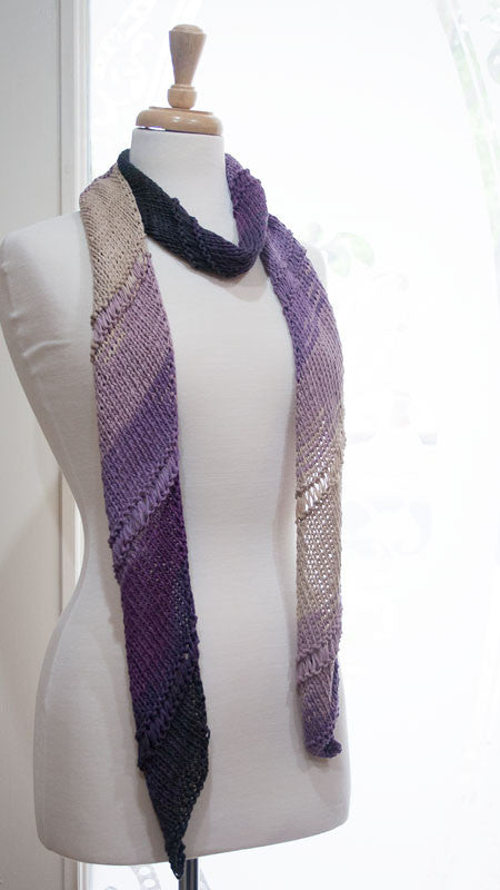 Purple Martin Scarf