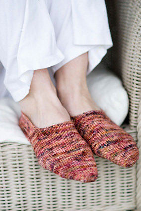 Churchmouse Turkish Bed Socks Pattern