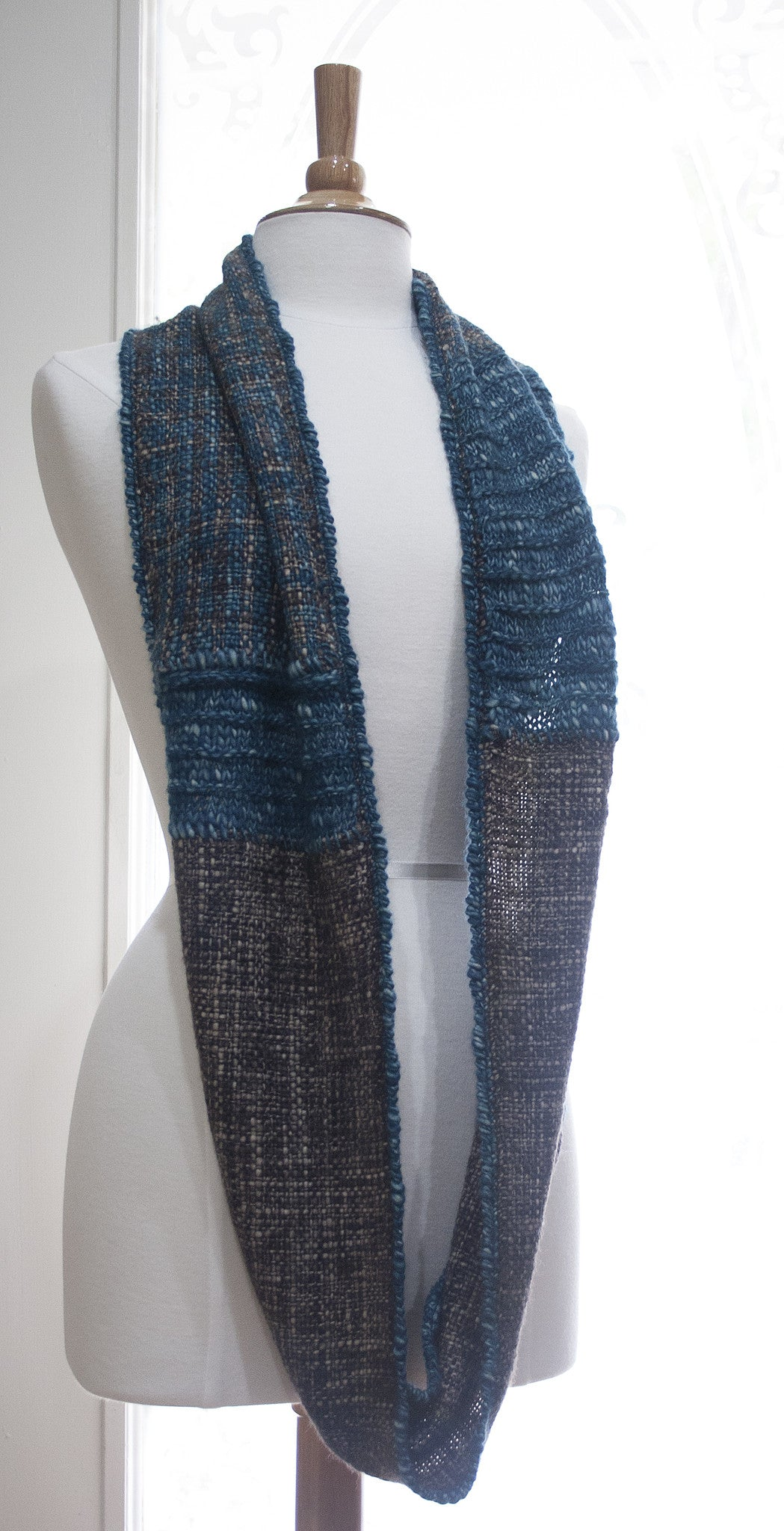 Lake Travis Woven Scarf Pattern