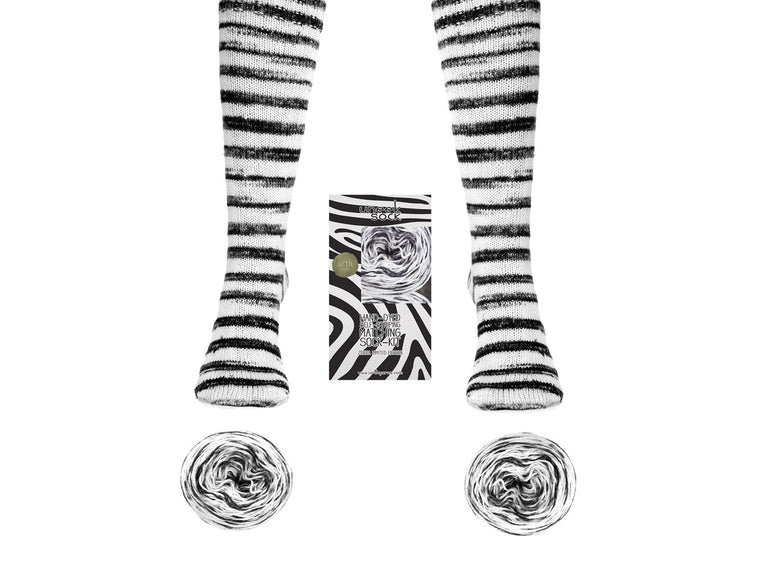 Urth Zebra Limited Edition Sock Kit