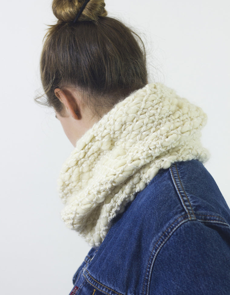 Stranded Cowl Pattern by Cocoknits