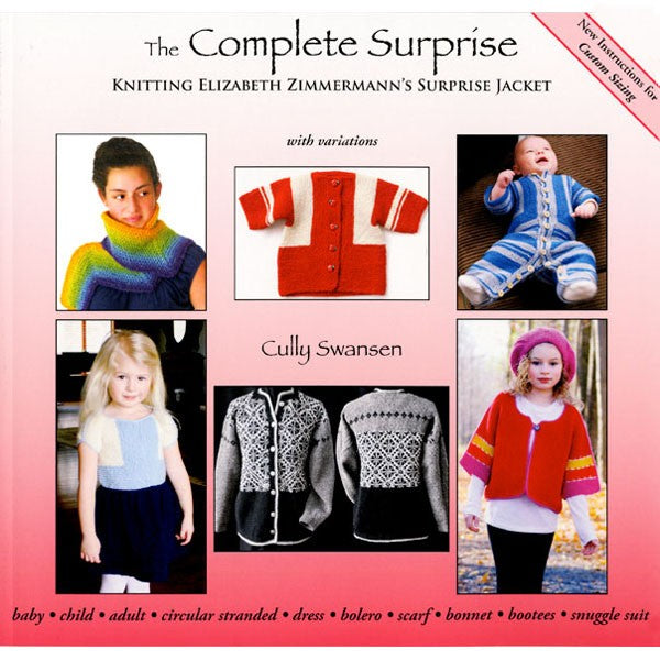 The Complete Surprise Cully Swansen
