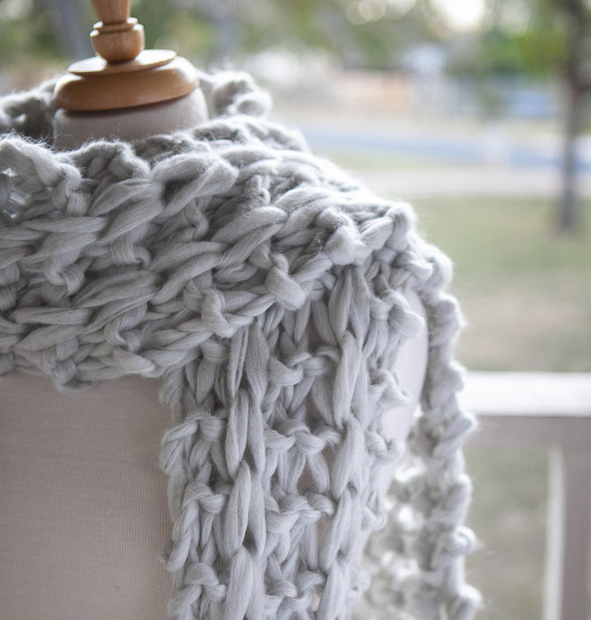 Two Row Jumbo Scarf