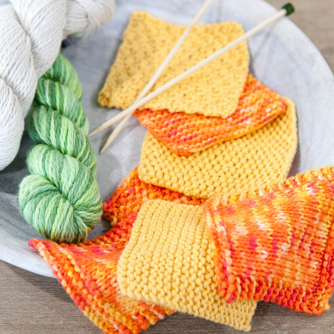 Class: Knit Express - Learn to Knit for Free!