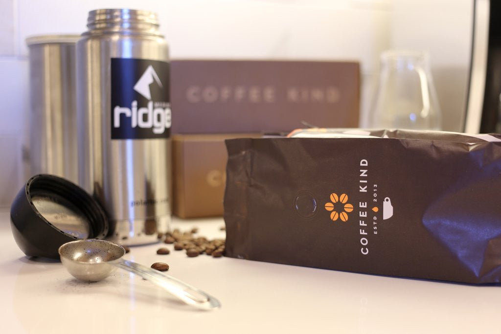 Who Would You Share a Cup of Coffee With? Ridge Merino & Coffee Kind Giveaway