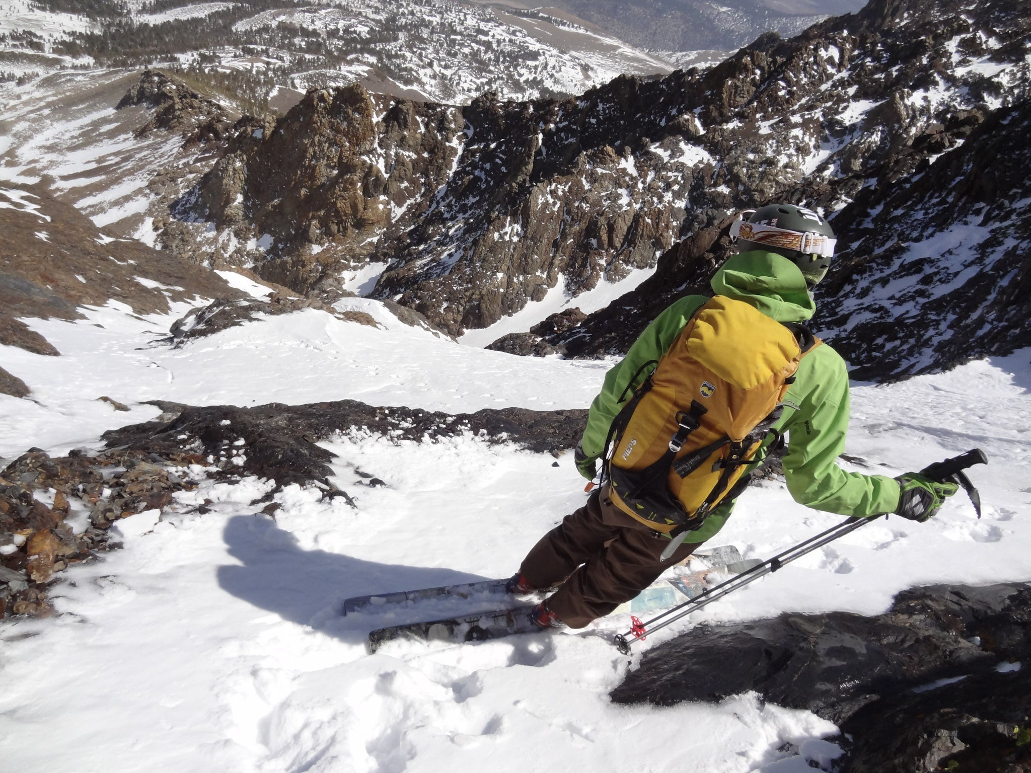Life on the Ridge: Five Questions for Nate Greenberg