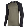 Men's Inversion Midweight Merino Wool Baselayer Long Sleeve Shirt
