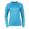 Women's Inversion Midweight Crew - Merino Wool Baselayer