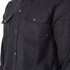 Men's Morrison Wool Flannel Shirt Jacket