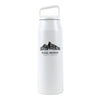 MiiR X Ridge 32oz Wide Mouth Bottle - White