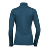 Women's Aspect Quarter Zip Midweight Merino Wool Long Sleeve Shirt