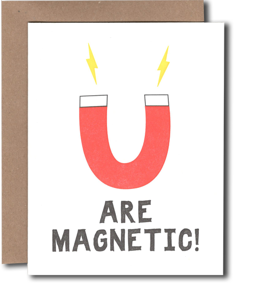 U Are Magnetic Card - {neighborhood}