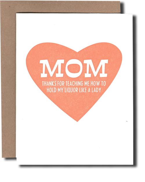 Mom Liquor Card - {neighborhood}