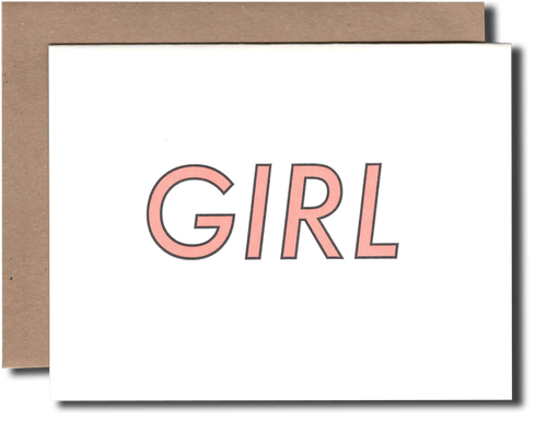 Girl Card - {neighborhood}