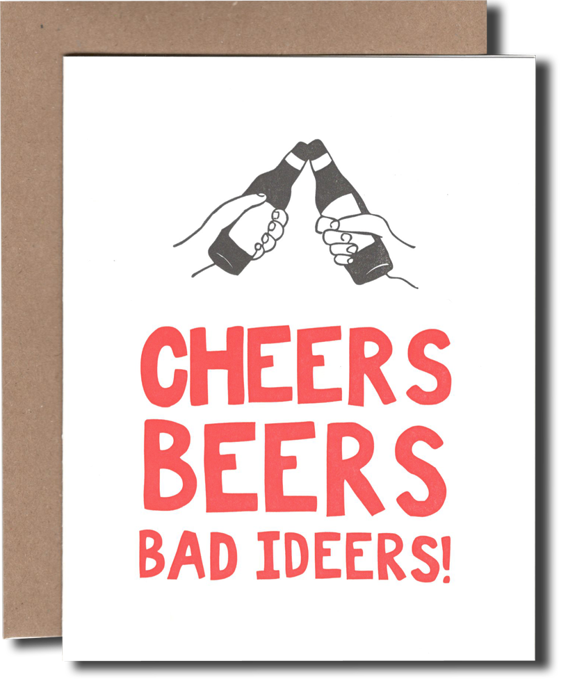 Bad Ideers Card - {neighborhood}