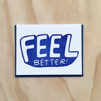 Feel Better Card - {neighborhood}