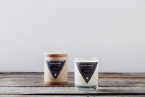 Glass Haus Candle