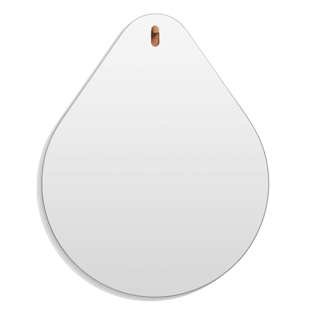 Hang 1 Large Drop Mirror - {neighborhood}