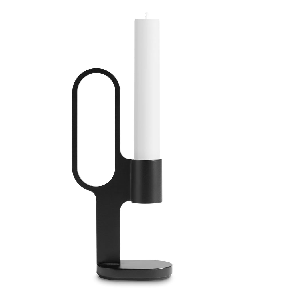 Who Goes There? Candle Holder - Shape 3 - {neighborhood}