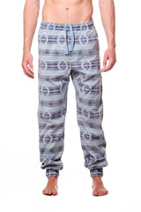 Grey Drop Crotch Drawstring Jogger