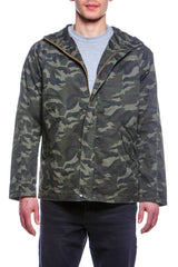 Mens Hooded Woodcock Jacket