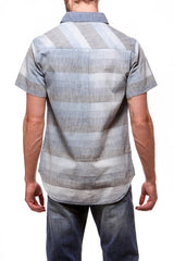 Dressy Shirt - Short Sleeve Grey