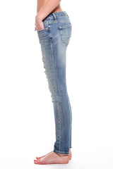 Womens Nikki 1 - 5 Pocket Skinny
