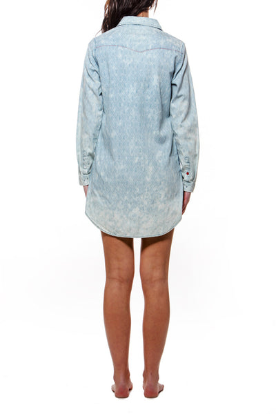 Ice Shirt Dress