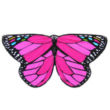 Knotty Kid - Childrens Butterfly Wings Kids Cape Dress Up Dance Costume Wings
