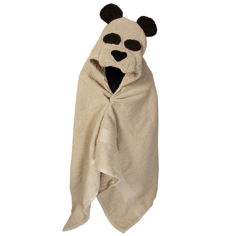 Knotty Kid - Hooded Towel Bear Bath Towels for Children and Adults