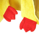Knotty Kid - Hooded Towel Duck Bath Towels for Children and Adults