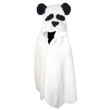 Knotty Kid - Hooded Towel Panda Bath Towels for Children and Adults
