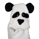 Hooded Children's Towels Kids Bath Towel Panda