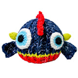 Crocheted Knit Cap Monster Hat for Kids & Adults