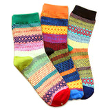 Knotty Kid - Socks Crazy Patterned Holiday Socks