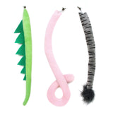 Knotty Kid - Animal Tail Clip On Costume Accessory
