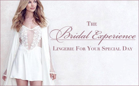Shop Luxury Bridal Lingerie at Sugar Cookies