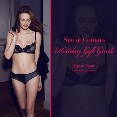 Sugar Cookies Lingerie Holiday Gift Guide