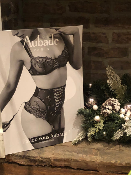 Aubade Trunk Show at Sugar Cookies Lingerie December 12th-4