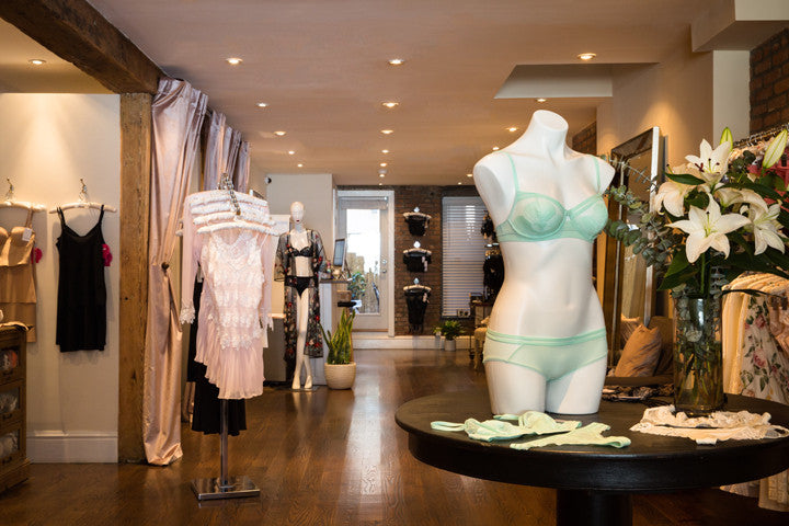 Sugar Cookies Lingerie is located at 122 West 20th Street, NY NY 10011