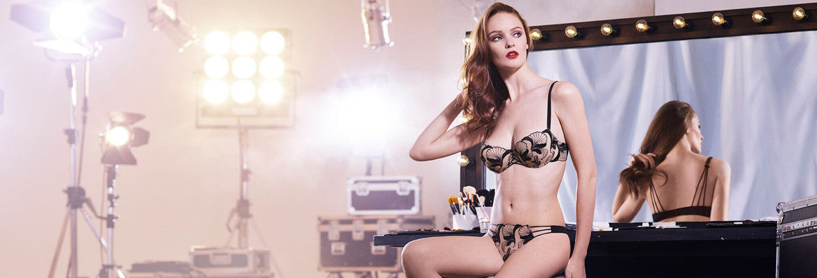 Shop Simone Perele at Sugar Cookies Lingerie NYC