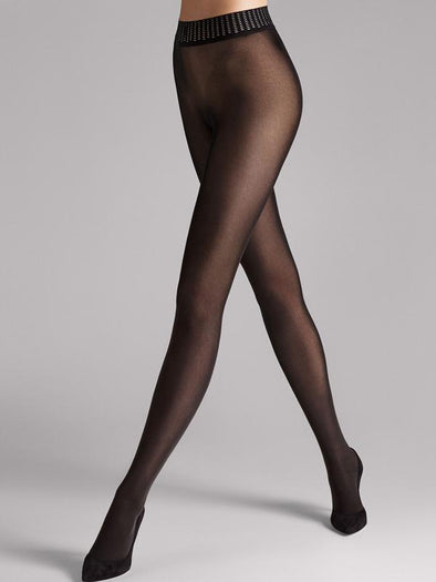 Wolford Fatal 50 Seamless Tights - Sugar Cookies Lingerie