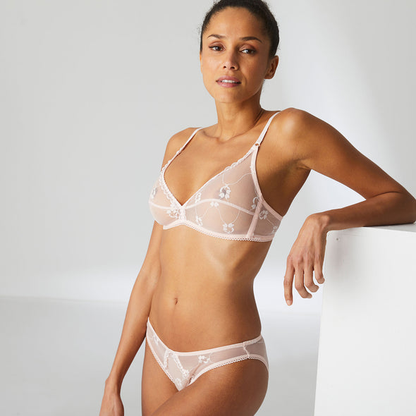 Simone Perele Allegria Wireless Bra - Sugar Cookies Lingerie NYC