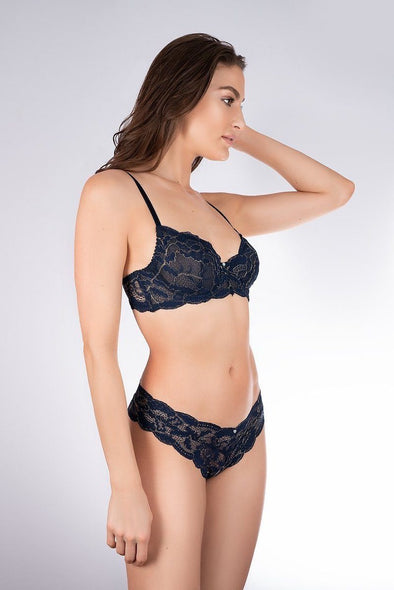Clo Fortuna Lace Cheeky Boyshort - Sugar Cookies Lingerie NYC