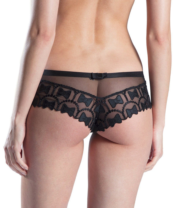 Viktor & Rolf X Aubade Bow Collection St. Tropez Short - Sugar Cookies Lingerie NYC