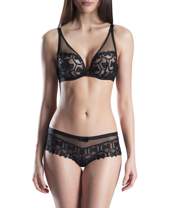 Viktor & Rolf X Aubade Bow Collection St. Tropez Short - Sugar Cookies Lingerie