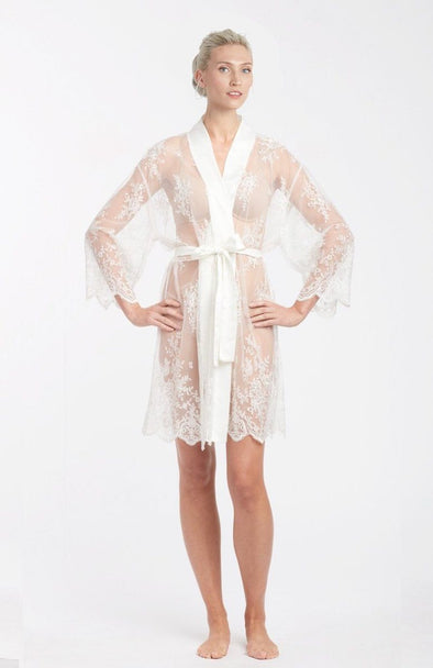 Rya Darling Short Robe - Sugar Cookies Lingerie NYC