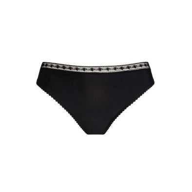 Epure by Lise Charmel Satin Seduction Thong - Sugar Cookies Lingerie NYC
