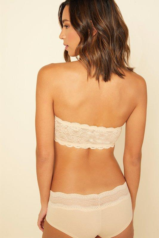 Cosabella Never Say Never Flirtie Bandeau - Sugar Cookies Lingerie NYC