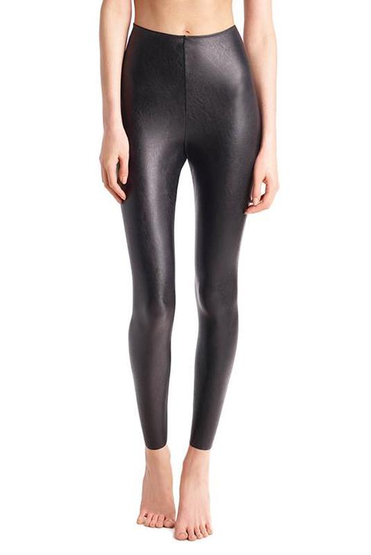 Commando Perfect Control Faux Leather Leggings - Sugar Cookies Lingerie